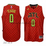 NBA Basketball Trøje Børn Atlanta Hawks 2015-16 Jeff Teague 0# Alternate