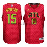 Atlanta Hawks Basketball Trøjer 2015-16 Al Horford 15# Alternate..
