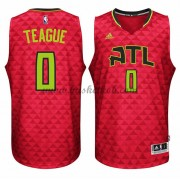 Atlanta Hawks Basketball Trøjer 2015-16 Jeff Teague 0# Alternate..
