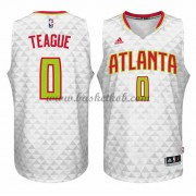 Atlanta Hawks Basketball Trøjer 2015-16 Jeff Teague 0# Home