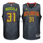 Atlanta Hawks Basketball Trøjer 2015-16 Mike Muscala 31# Road..