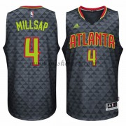 Atlanta Hawks Basketball Trøjer 2015-16 Paul Millsap 4# Road..