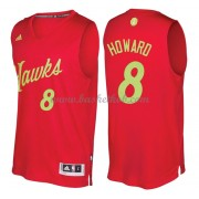 Atlanta Hawks 2016 Dwight Howard 8# Jul NBA Basketball Trøjer
