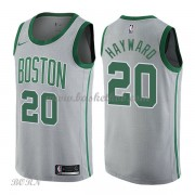 NBA Basketball Trøje Børn Boston Celtics 2018 Gordon Hayward 20# City Edition..
