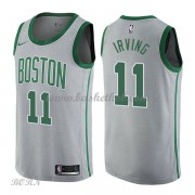 NBA Basketball Trøje Børn Boston Celtics 2018 Kyrie Irving 11# City Edition..
