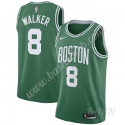 Billige Basketball Trøje Børn Boston Celtics 2019-20 Kemba Walker 8# Grøn Icon Edition Swingman..