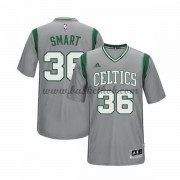 Boston Celtics Basketball Trøjer 2015-16 Marcus Smart 36# Pride..