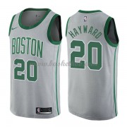 Boston Celtics Basketball Trøjer 2018 Gordon Hayward 20# City Edition..