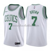 Boston Celtics Basketball Trøjer 2018 Jaylen Brown 7# Association Edition..