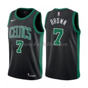 Boston Celtics Basketball Trøjer 2018 Jaylen Brown 7# Statement Edition..