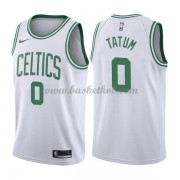Boston Celtics Basketball Trøjer 2018 Jayson Tatum 0# Association Edition..
