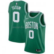 Boston Celtics Basketball Trøjer 2018 Jayson Tatum 0# Icon Edition..