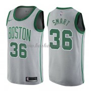 Boston Celtics Basketball Trøjer 2018 Marcus Smart 36# City Edition..