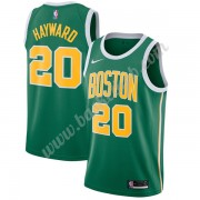 Boston Celtics Basketball Trøjer NBA 2019-20 Gordon Hayward 20# Grøn Earned Edition Swingman..