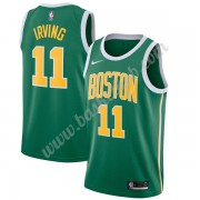 Boston Celtics Basketball Trøjer NBA 2019-20 Kyrie Irving 11# Grøn Earned Edition Swingman..