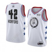 Boston Celtics 2019 Al Horford 42# Hvid All Star Game Swingman Basketball Trøjer..