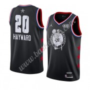 Boston Celtics 2019 Gordon Hayward 20# Sort All Star Game Swingman Basketball Trøjer..