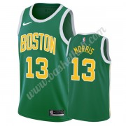 Boston Celtics Basketball Trøjer NBA 2019-20 Marcus Morris 13# Grøn Earned Edition Swingman..