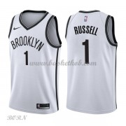 NBA Basketball Trøje Børn Brooklyn Nets 2018 D'Angelo Russell 1# Association Edition..