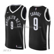 NBA Basketball Trøje Børn Brooklyn Nets 2018 DeMarre Carroll 9# City Edition..