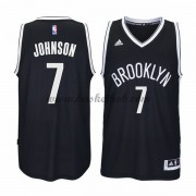 Brooklyn Nets Basketball Trøjer 2015-16 Joe Johnson 7# Road..