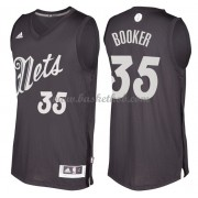 Brooklyn Nets 2016 Trevor Booker 35# Jul NBA Basketball Trøjer..
