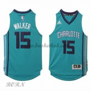 NBA Basketball Trøje Børn Charlotte Hornets 2015-16 Kemba Walker 15# Alternate..