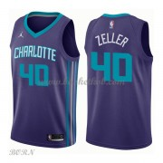 NBA Basketball Trøje Børn Charlotte Hornets 2018 Cody Zeller 40# Statement Edition..
