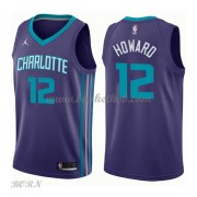 NBA Basketball Trøje Børn Charlotte Hornets 2018 Dwight Howard 12# Statement Edition..