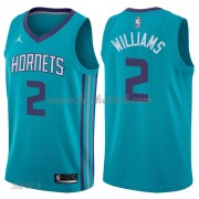 NBA Basketball Trøje Børn Charlotte Hornets 2018 Marvin Williams 2# Icon Edition..