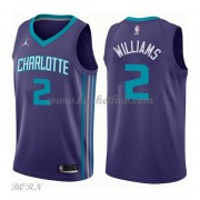 NBA Basketball Trøje Børn Charlotte Hornets 2018 Marvin Williams 2# Statement Edition..