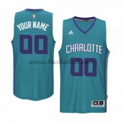 Charlotte Hornets Basketball Trøjer 2015-16 Alternate..
