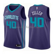Charlotte Hornets Basketball Trøjer 2018 Cody Zeller 40# Statement Edition..