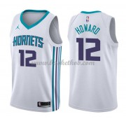 Charlotte Hornets Basketball Trøjer 2018 Dwight Howard 12# Association Edition..
