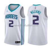 Charlotte Hornets Basketball Trøjer 2018 Marvin Williams 2# Association Edition..