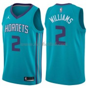 Charlotte Hornets Basketball Trøjer 2018 Marvin Williams 2# Icon Edition..