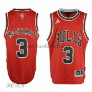 NBA Basketball Trøje Børn Chicago Bulls 2015-16 Doug McDermott 3# Road..