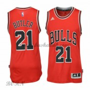 NBA Basketball Trøje Børn Chicago Bulls 2015-16 Jimmy Butler 21# Road..