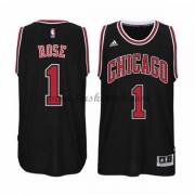 Chicago Bulls Basketball Trøjer 2015-16 Derrick Rose 1# Alternate..