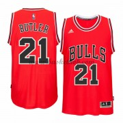 Chicago Bulls Basketball Trøjer 2015-16 Jimmy Butler 21# Road..