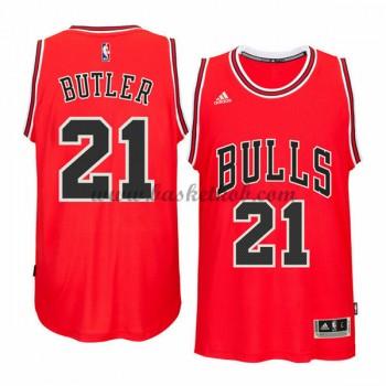 Chicago Bulls Basketball Trøjer 2015-16 Jimmy Butler 21# Road