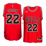 Chicago Bulls Basketball Trøjer 2015-16 Taj Gibson 22# Road..