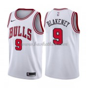 Chicago Bulls Basketball Trøjer 2018 Antonio Blakeney 9# Association Edition..