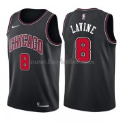 Chicago Bulls Basketball Trøjer 2018 Zach Lavine 8# Statement Edition..