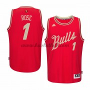 Chicago Bulls Mænd 2015 Derrick Rose 1# NBA Jul Wars Swingman..