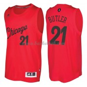 Chicago Bulls 2016 Jimmy Butler 21# Jul NBA Basketball Trøjer..