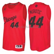 Chicago Bulls 2016 Nikola Mirotic 44# Jul NBA Basketball Trøjer..