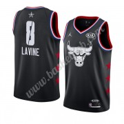 Chicago Bulls 2019 Zach Lavine 8# Sort All Star Game Swingman Basketball Trøjer..