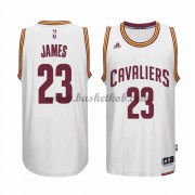 Cleveland Cavaliers Basketball Trøjer 2015-16 LeBron James 23# Home