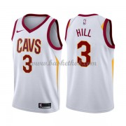 Cleveland Cavaliers Basketball Trøjer 2018 George Hill 3# Association Edition..